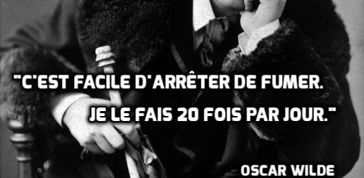 Photo Oscar Wilde - En 2017, j'ose ...